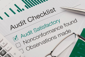 Auditing and compliance photo